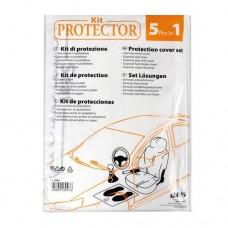 KIT DE PROTEÇÃO - 5 EM 1